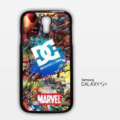 DC Marvel Deck Stiker Bomb Samsung Galaxy s4 case