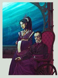 Mister Victorian Villain by ~Elvire on deviantART