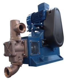 Pompa a pistone MC-08