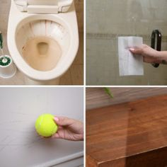 6 Odd But Effective Cleaning Hacks! | Real Moms