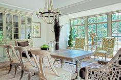 Adamsleigh Estate - traditional - dining room - charlotte - Furnitureland South