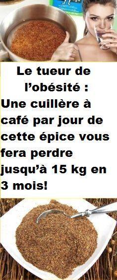 Le tueur de l'obésité : une cuillère à café par jour de cette épice vous fera perdre jusqu'à 15 kg en 3 mois! 100 Calories, Nutrition, Slim Fast, Weight Loss, Beef, Fitness, Beauty, Get Lean, Stuff Stuff