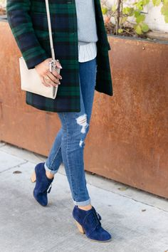 The 3 Must-Have Shoes for Fall (Under $150!)   a Sole Society Giveaway #theeverygirl