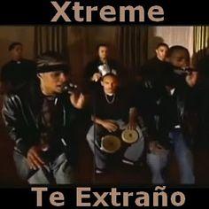 Acordes D Canciones: Xtreme - Te extraño