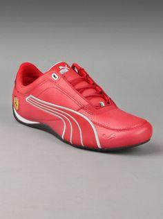 b75dae04883 Puma Ferrari Mens Drift Cat 4 Carbon Shoes in Red. If you love the thrill