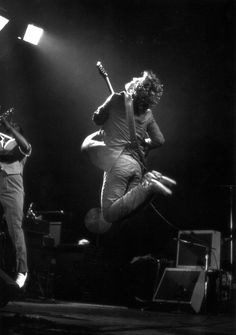 BRUCE SPRINGSTEEN on stage, 1978 © Lynn Goldsmith