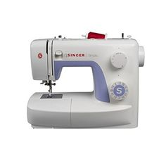Chollo en Amazon España: Máquina de coser Singer Simple 3232 por solo 155€ (un 44% de descuento del precio de venta recomendado y precio mínimo histórico)