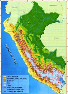 PARA MIS TAREAS: MAPA DE LAS OCHO REGIONES NATURALES DEL PERÚ http://paramitarea.blogspot.com/2011/08/mapa-de-las-ocho-regiones-naturales-del_01.html