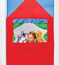 doorway-puppet-theater - MagicCabin.com $39.98
