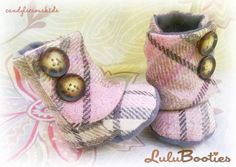 so, my future daughter would look DARLING in these boots! :)