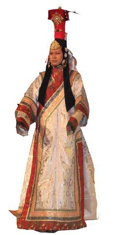 Mongol Queen hat XIII century