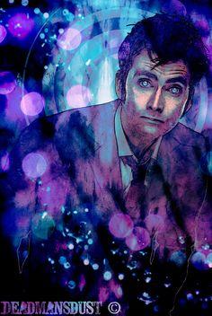 The Tenth Doctor by Deadmans-Dust.deviantart.com on @deviantART