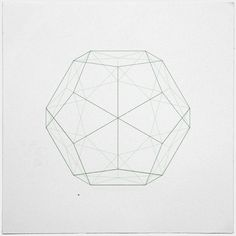 #354 Dodecahedron, by Geometry Daily.