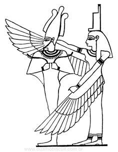 coloring mask of tutankhamun s mummy picture see more artesanato virtual tecnicas de artesanato dicas para artesanato passo a - Ancient Egypt Mummy Coloring Pages