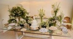 cake table..