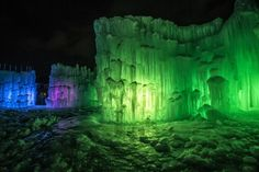 Inside the Northeast's Coolest Ice Castle: The Best Time to Visit New Hampshire's Ice Castle