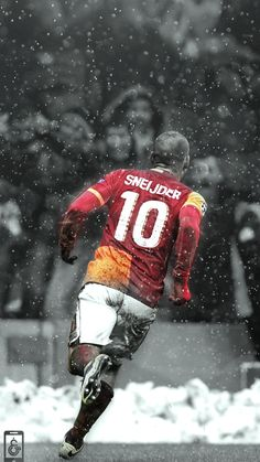 Kar, Juventus Hiç fark etmez Çünkü Sneijder var