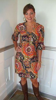 Jude Connally dress - have, love -- even works as a maternity dress. must have more!