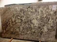 Torroncino White Granite. Triton Stone Group Of Louisville, KY. 502 267