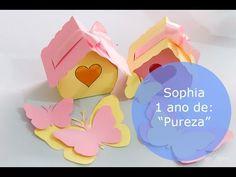 Borboletas e Casa de Passarinho - Preparativos #2 , Aniversário Sophia (...