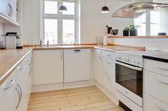 Villa på Rønne Alle i Roskilde - Køkken