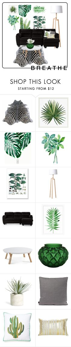 """""""B R E A T H E"""" by mannyr150 ❤ liked on Polyvore featuring interior, interiors, interior design, home, home decor, interior decorating, Pottery Barn, WALL, Lalique and Allstate Floral"""