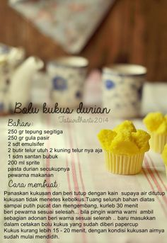 cooking is cool: bolu kukus mekar Indonesian Food Traditional, Traditional Cakes, Cooking Time, Cooking Recipes, Resep Cake, Cake Recipes, Dessert Recipes, Sweet Potato Tacos, Steam Recipes