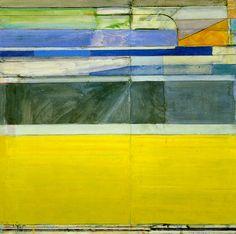 Richard Diebenkorn, Ocean Park No 117.