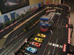 Semi-Perm Carrera track... in the works - Page 6 - Slot Car Illustrated Forum