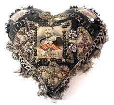 Victorian sailor's valentine