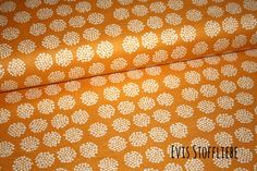 Riley Blake Good Natured orange 0,5m von Divine-Evi auf DaWanda.com
