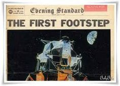 Man on the Moon- one giant step
