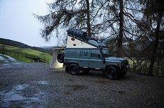 Space-Tec Hubdach Hard-Tent