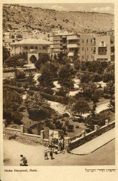 Old Pictures, Old Photos, Grey Wallpaper Iphone, Israel Palestine, Haifa, Jerusalem, Homeland, Middle East, Paris Skyline