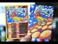 Nidoking Alter - Extended Art Pokemon Cards 7 - YouTube