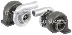 buyautoparts.com carries OEM BorgWarner Turbo Chargers. Buyautoparts part number 40-30422ON, crosses with BorgWarner part number 166592