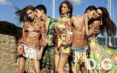 D&G Bohemian Girls