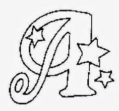 Educar X: Alfabeto natalino preto e branco