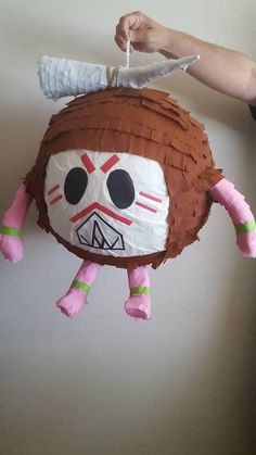 Check out this item in my Etsy shop https://www.etsy.com/listing/540816304/kakamora-pinata