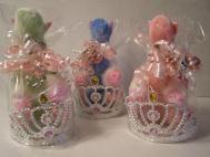 Unicorn and tiara - Favors Under $5