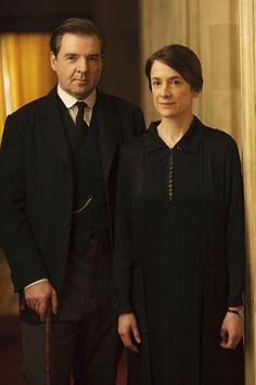 Downton Abbey, Season 5 ~ Bates and Baxter