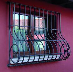 Window Grill Design Modern, Balcony Grill Design, Grill Door Design, Door Gate Design, House Gate Design, Village House Design, Wooden Door Design, Window Design, Window Security Bars