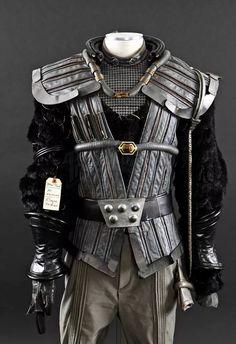 Klingon Warrior garb