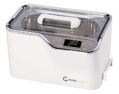 They will start to look as good as new, and the cleaning is effortless. Our research team has handpicked the best ultrasonic cleaners available. Ultrasonic Jewelry Cleaner, Stainless Steel Tanks, Watch Holder, Digital Timer, Water Tank, All About Time, Cleaning, Top