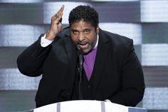 Rev. Barber Addresses the DNC