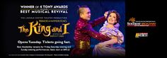 http://triangleartsandentertainment.org/wp-content/uploads/2017/05/KingandIIMAGE-DPAC2017.jpg - June 2017 Triangle Theater Calendar - The Durham Performing Arts Center will present eight performances of Rodgers & Hammerstein's The King and I on June 6-11 as part of its SunTrust Broadway Series EDITOR'S NOTE: This is the Triangle Review's Master Theater Calendar for the entire month of June 2017. If your productions... - http://triangleartsandentertainment.org/20