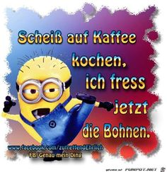 Aktuellste Foto kaffee kochen Ideen , funpot: Coffee cooking is out. Minion Gif, Cute Minions, Minion Jokes, My Minion, Minions Minions, Coffee Quotes Funny, Funny Quotes, Best Of Minions, Montag Motivation