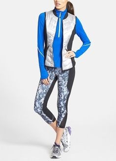 Can't wait to run in head to toe glam! Love these Zella pieces.