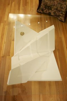 So I decided to fold a door into a coffee table - Imgur