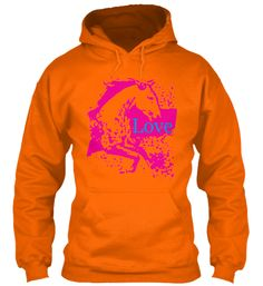 Love your Horse T-Shirt in Pink!   Teespring